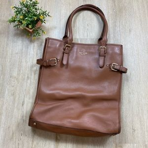 Kate Spade Vanston Jackson Large Leather Tote